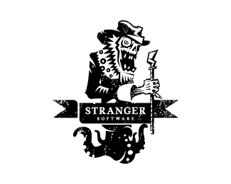 stranger software logo